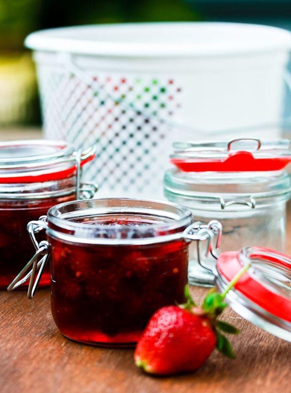 Strawberry Chipotle Jam   Recipe