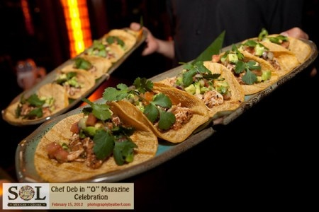 Tomato Braised Chicken Tacos | Food | Pinterest
