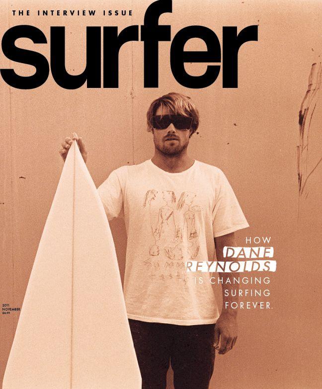 November 2011. #SURFERPhotos