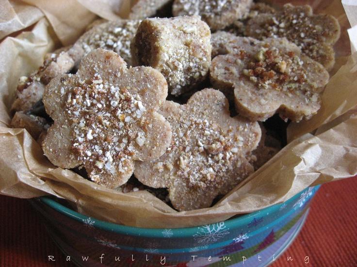 Almond Rum Crunch Cookies   Cookies   Pinterest