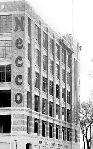 Necco Wafer factory
