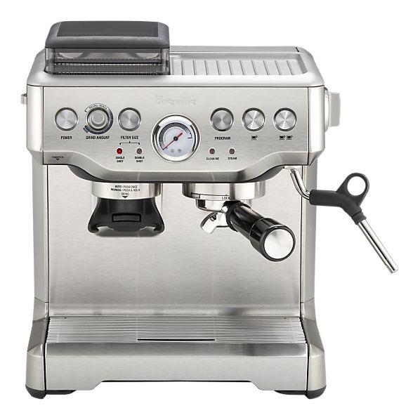 Breville Barista Coffee Maker : Breville Barista Express for my office Pinterest