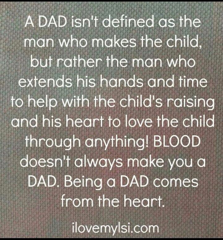 i love you step dad quotes