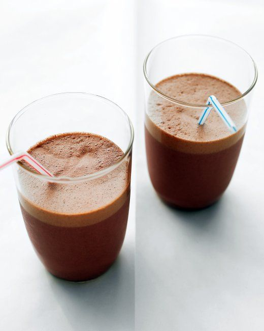 Black Forest Shake _ An after-dinner drink for every age: chocolate ...