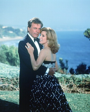 Details about stefanie powers hart to hart robert wagner poster print