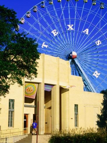 Dallas Museum of Natural History at Fair Park, Dallas, Texas