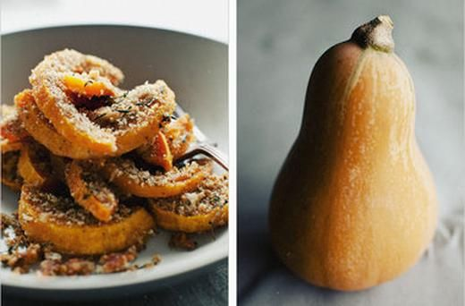 Crusted Butternut Squash | Cooking & Kitchen | Pinterest