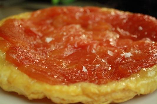 Tomato Tarte Tatin | Yummy! | Pinterest