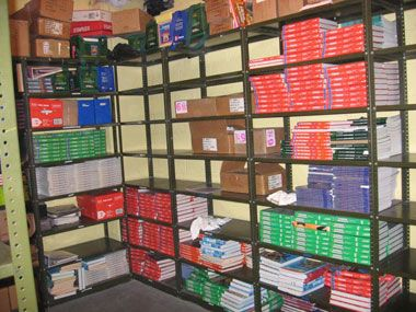 School Storage Room The Pillowman Pinterest