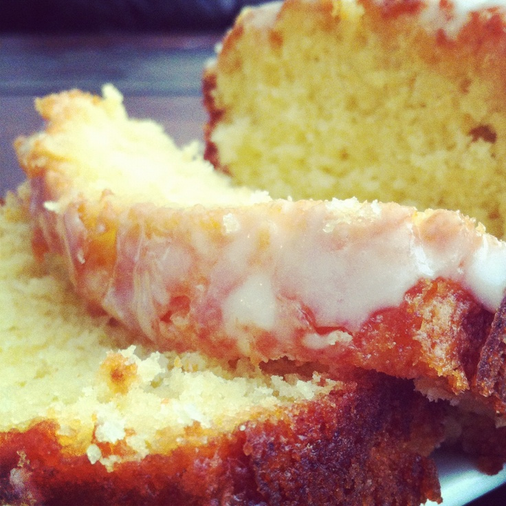 Grapefruit Pound Cake from Smitten Kitchen cookbook - I made it and it ...