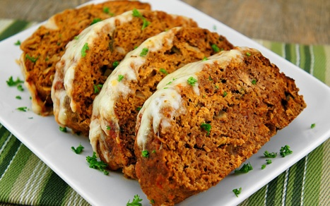 Mamma Mia Italian Meat Loaf for the crock pot--I'm going to try this ...