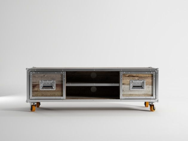 Meuble vid o road case 20x59x18 love this pinterest for Meuble 6 cases