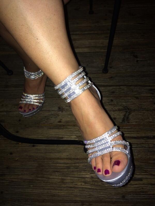 Pretty Women's Feet