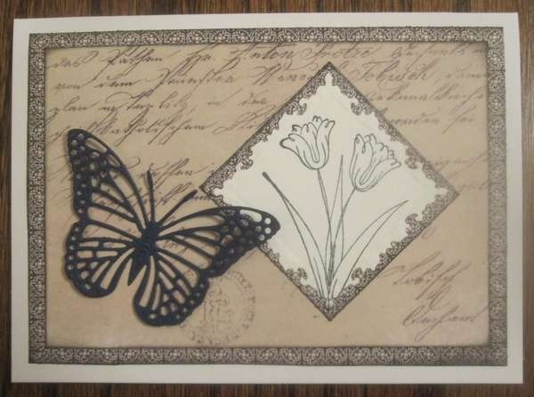 Card: note card