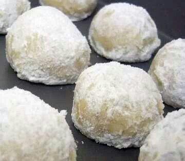 Russian Tea Cakes   Cookies   Pinterest