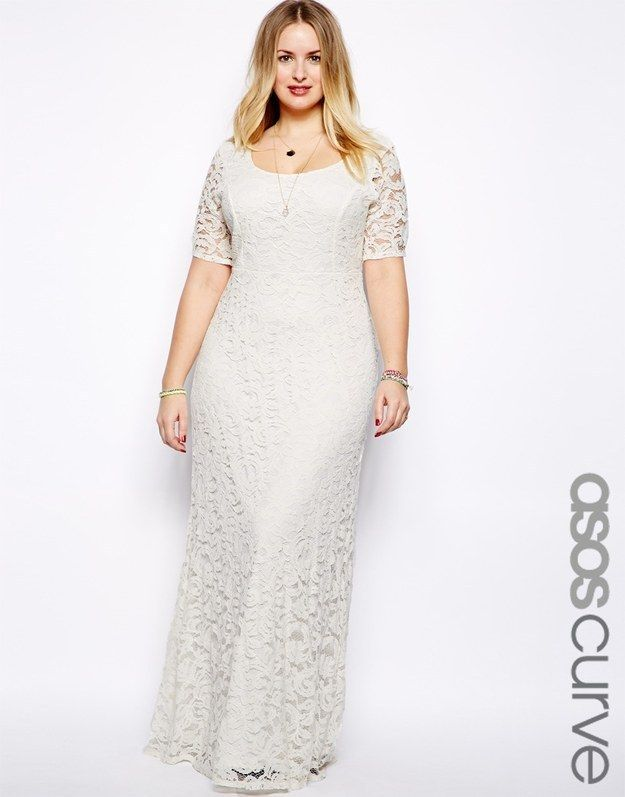 White Plus Size Wedding Dresses Under $100 81