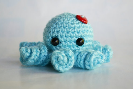 Amigurumi Octopus Related Keywords & Suggestions - Amigurumi Octopus ...