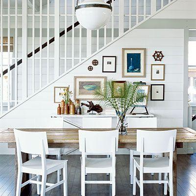 2010 | Seabrook, WA | Dining Room | Designer: Tim Clarke