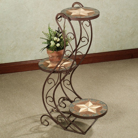 Verona Three Tier Plant Stand For The Home Pinterest