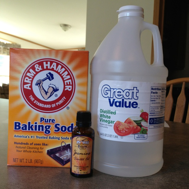 how to add baking soda to laundry