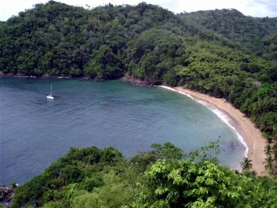 Tobago Island Trinidad and Tobago