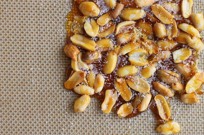 Sweet & Salty Peanut Praline | candy, snack, munchy recipes | Pintere ...