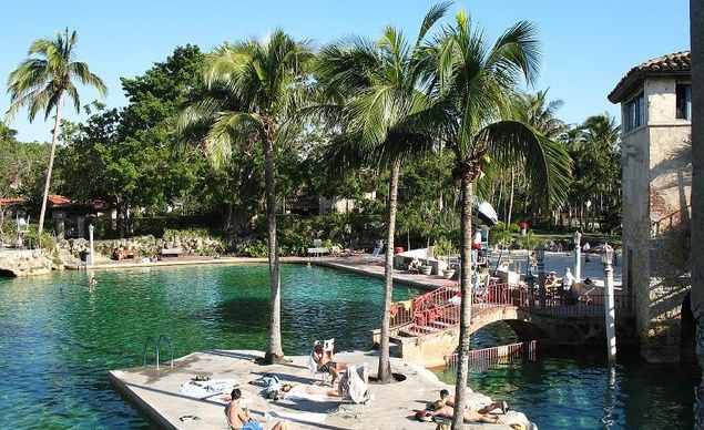 Photos amazing public pools for Pool show coral gables
