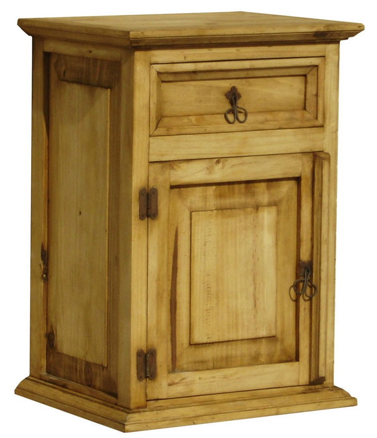 Mansion Nightstand Southwest Style Furniture
