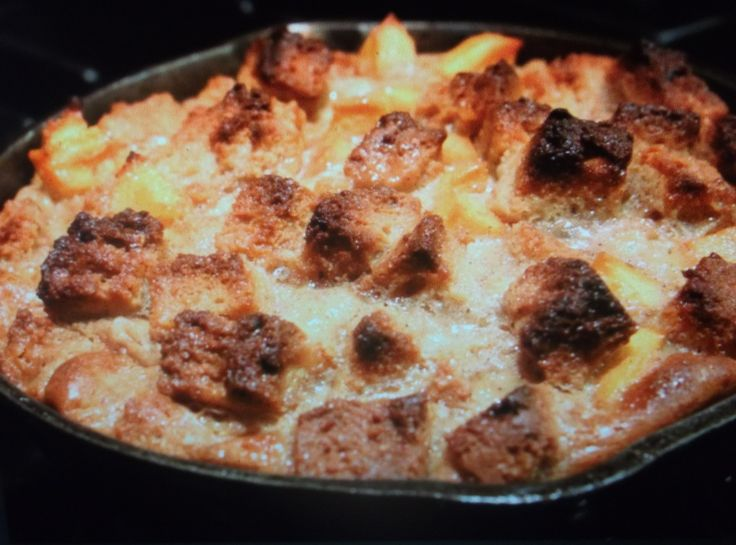 MEXICAN CORN BREAD PUDDING | Let's Eat!! | Pinterest