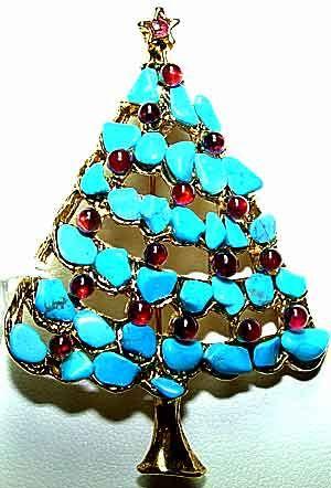 Swoboda Christmas Tree Pin