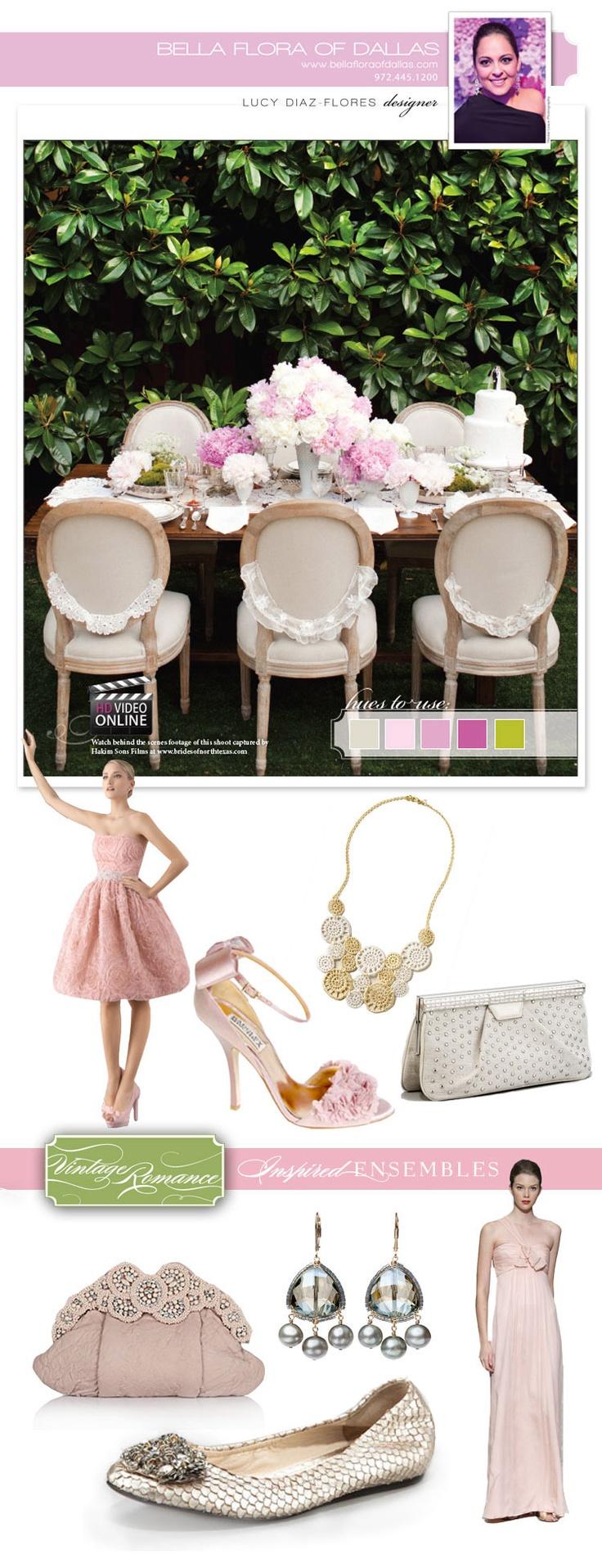 Cute Wedding Shower Decorations : Cute bridal shower decor wedding ideas