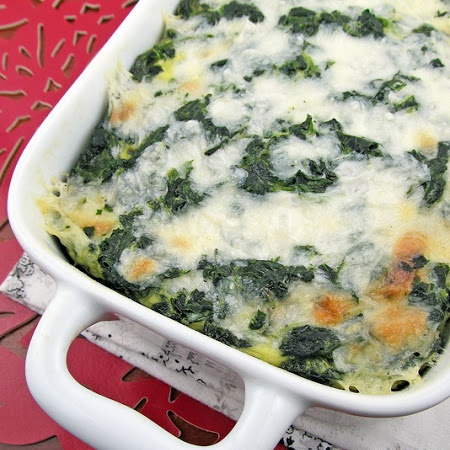 Spinach Cheese Casserole | Recipes | Pinterest