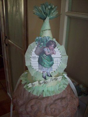 Homemade St Patrick 39 S Day Party Decorations