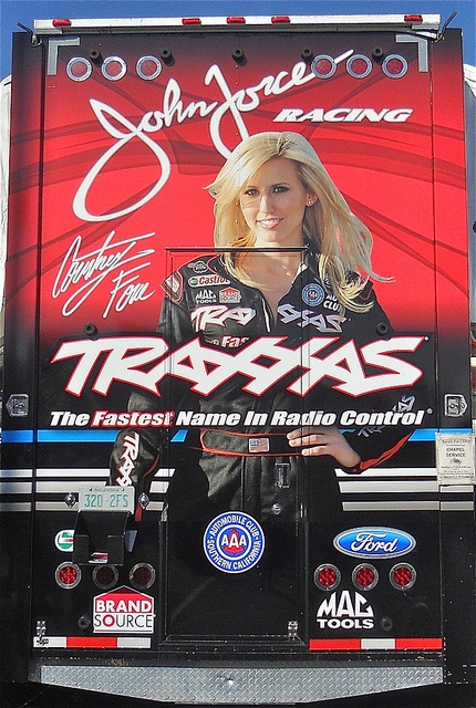 Courtney Force Funny Car Driver