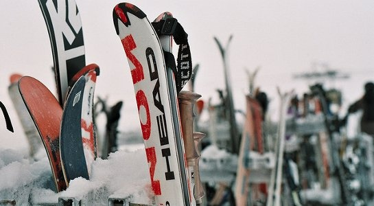 how to buy ski equipment for beginner
