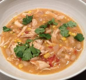 Slow-Cooker White Chicken Chili: An amazing recipe. I don't know what ...