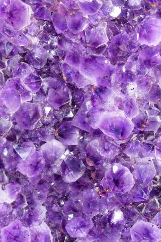 iphone wallpaper purple amethyst phone pinterest