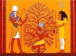 (24) 310 - Thot - fue un importante dios mitológico egipcio, se lo representaba como un ser híbrido, con cuerpo humano y cabeza de Ibis, coronado a veces con un disco lunar.  Thot se presentó en Egipto procedente de un país situado más allá de donde se oculta el sol, es decir que vino del oeste, igual que otros dioses del firmamento egipcio.  En este caso como en muchos otros, es muy probable que se trate de un hombre de la antigüedad, deificado a consecuencia de gran sabiduría que demostró.