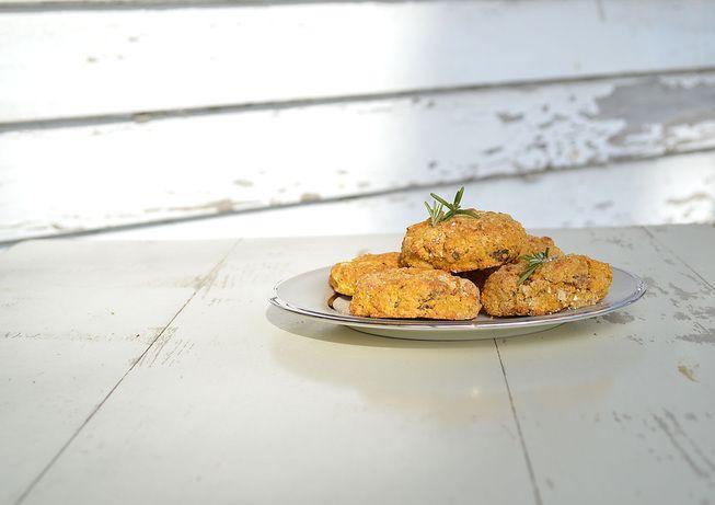 Sweet Potato Corn Biscuits | Food | Pinterest