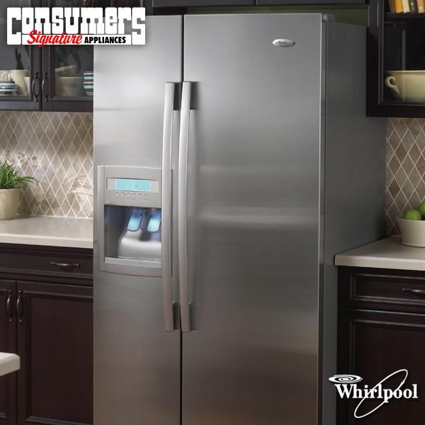 Very Best Whirlpool refrigerator, professional style appliances 600 x 600 · 36 kB · jpeg