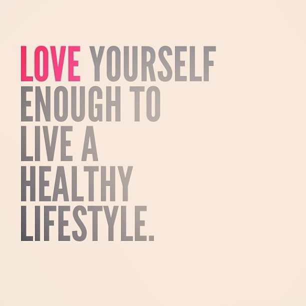 how to live with a healthy lifestyle