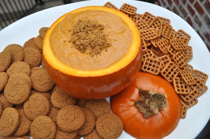 Pumpkin Pie Dip | Cooking | Pinterest