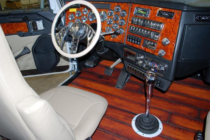 Image detail for western star custom interior trucks for Interieur western star