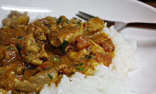 Quick chicken curry | Die-hard Foodie | Pinterest