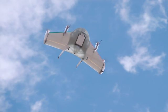 Googles Project Wing Drones Will Be Making Deliveries By 2019