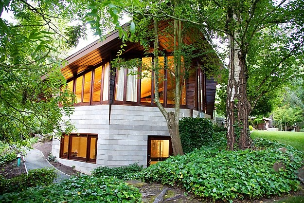 Frank Lloyd Wright Home For Sale Near Sf Interiors