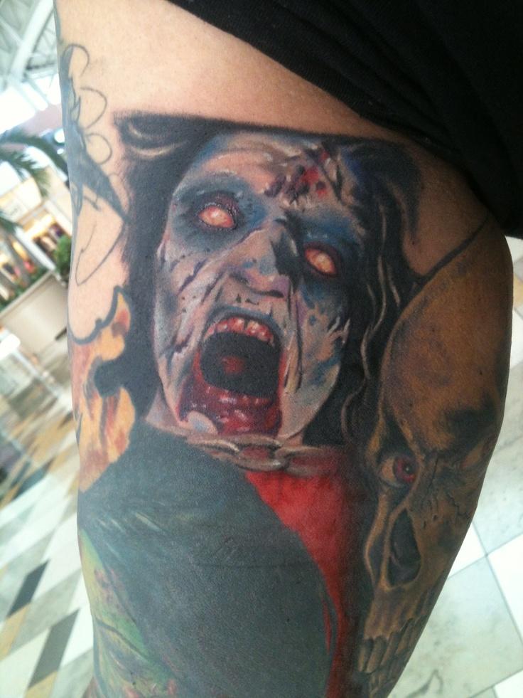 44+ Astonishing Ash evil dead tattoo image HD