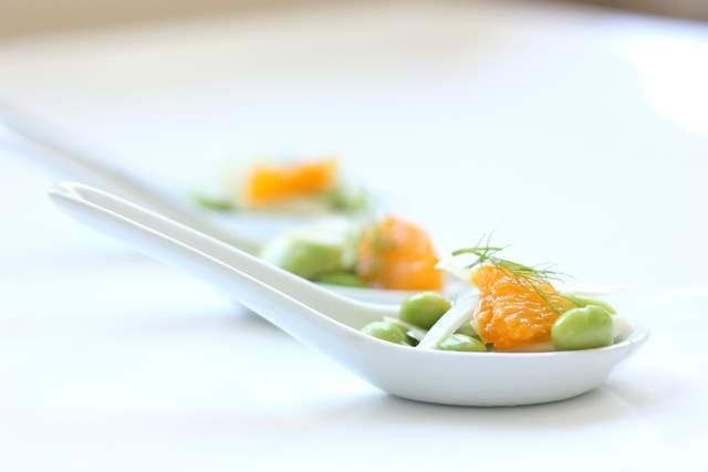 Edamame, Fennel & Orange Salad   Real Food.   Pinterest