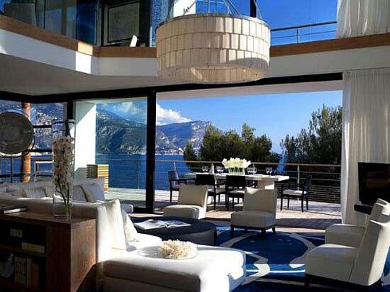 Luxury interior design decor