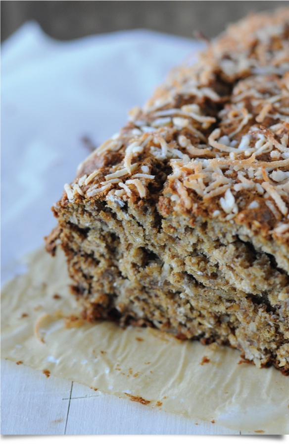 Banana Bread with Toasted Coconut | Yummy Looking Foods & Drinks | Pi ...